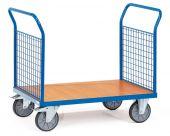 Wózek - 2 ścianki druciane
