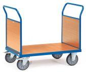 Wózek  - 2 ścianki drewniane