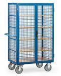 Wózek osiatkowany 750 kg