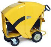 Wózek elektryczny do przewozu poczty - MagiCexpress-security